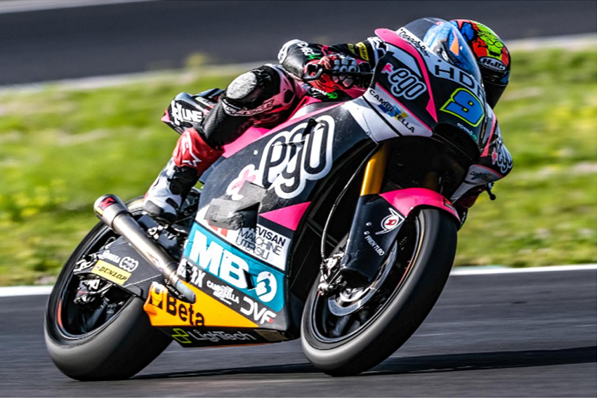 Moto2: Navarro mais rápido na FP2