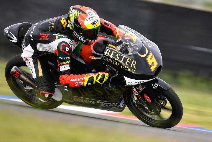 Moto3: Masia, Fenati, Migno e Lopez passam à Q2