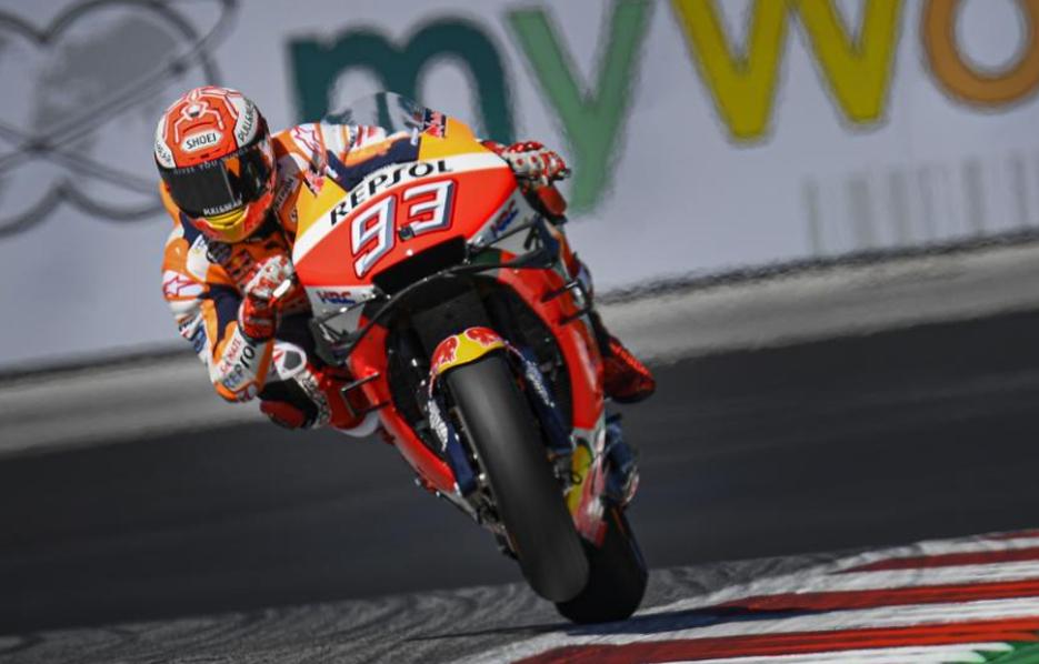 MotoGP: Nova Pole de Márquez bate todos os recordes