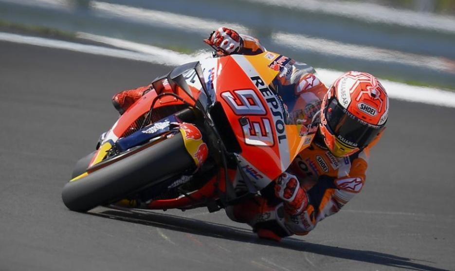 MotoGP: Qualificação dramática deixa Márquez na Pole