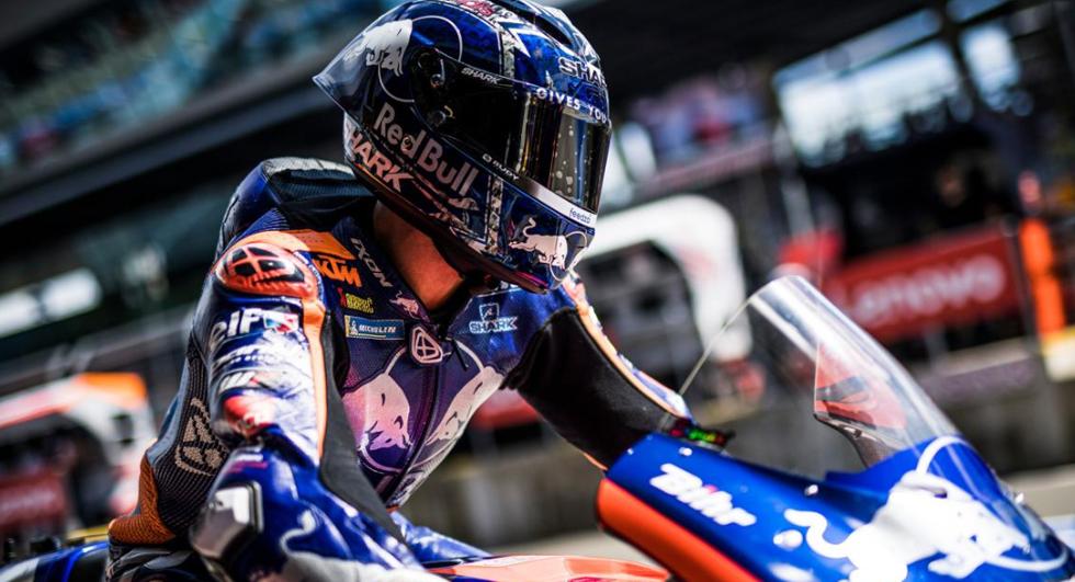 """MotoGP, Poncharal: Oliveira """"adora"""" as peças de fábrica KTM"""