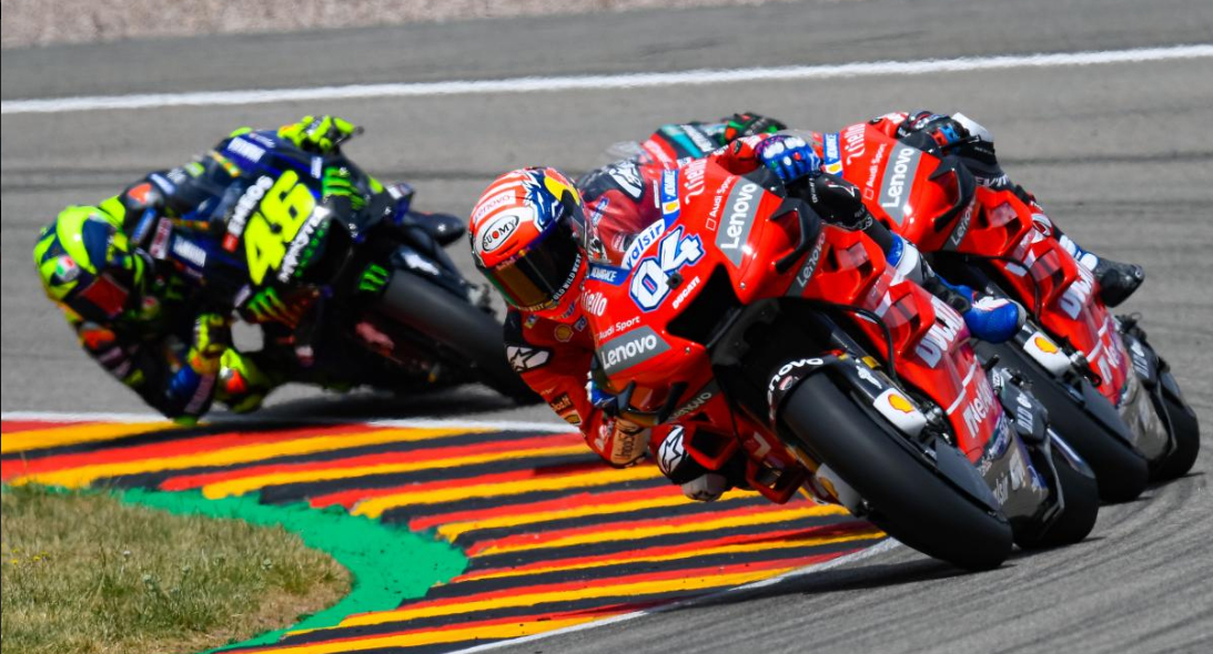 MotoGP: Estatísticas do Red Bull Ring