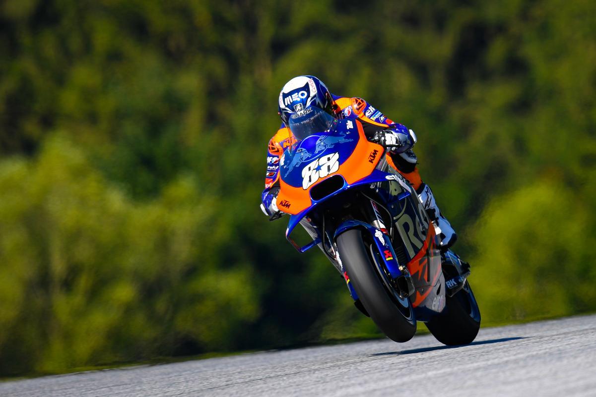 MotoGP: Oliveira falha Q2 por 2 milésimas!