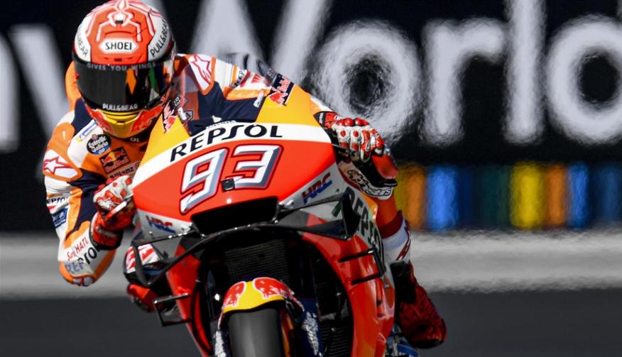 MotoGP: Márquez bate Viñales mesmo à justa, Oliveira 12º