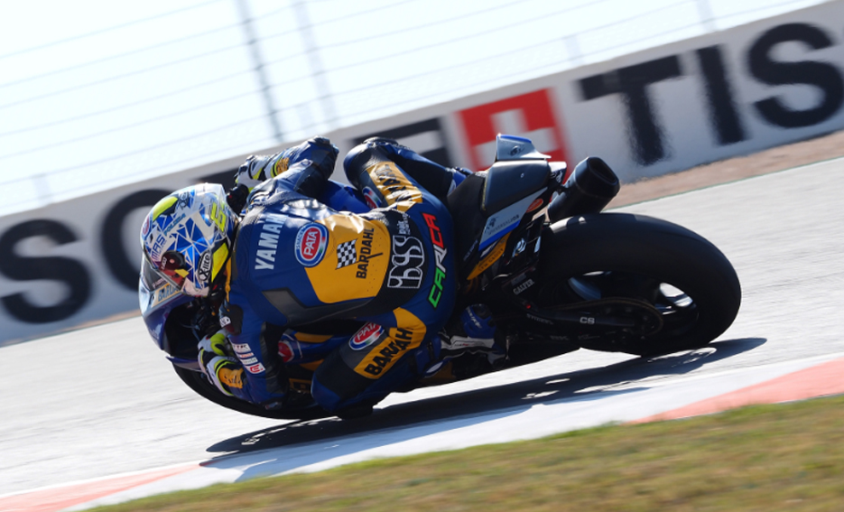 Supersport: Caricasulo domina Superpole