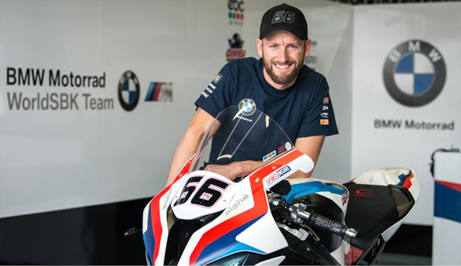 SBK: Sykes fica na BMW em 2020