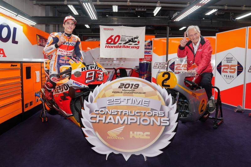 MotoGP, Motegi: Duas já estão, falta uma para a Honda!