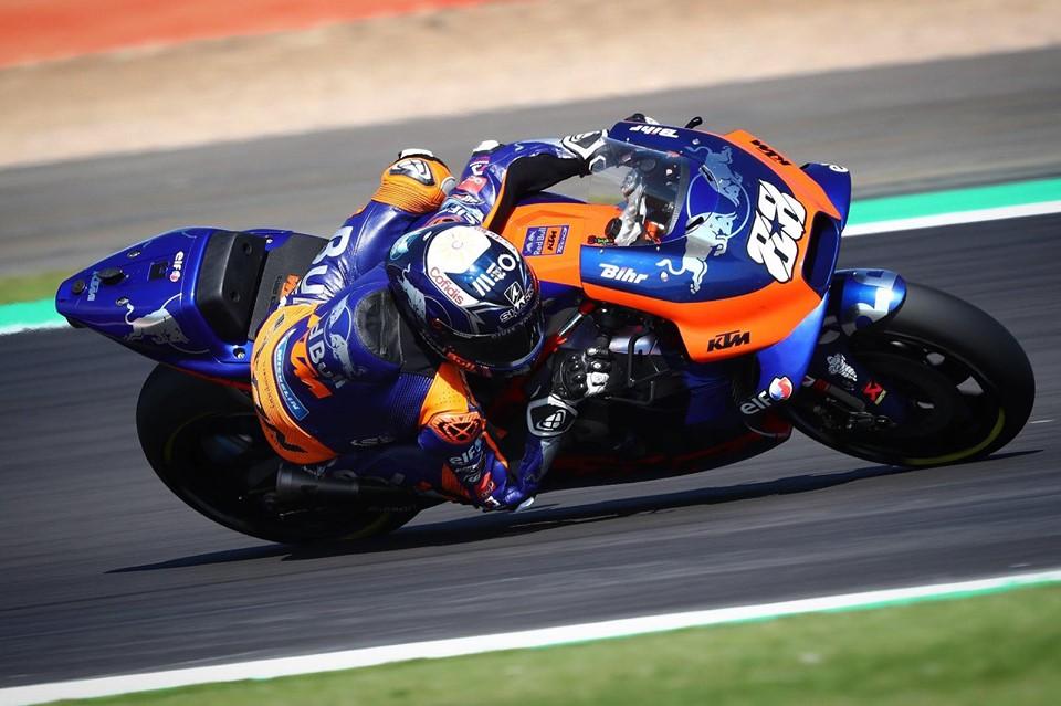 MotoGP, Motegi: A principal luta de Miguel não é técnica, é física