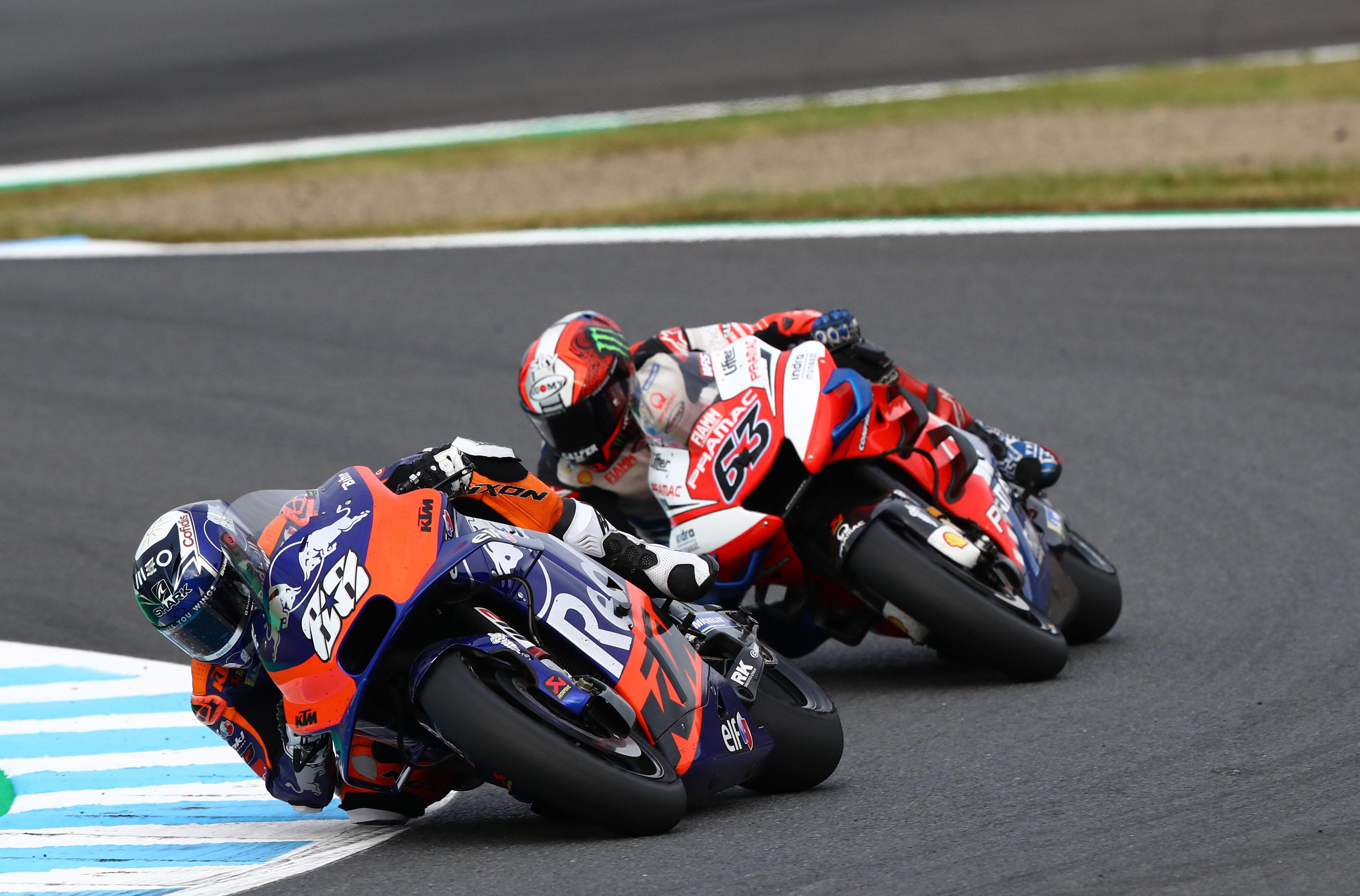 MotoGP, Motegi: Oliveira sobe no Campeonato com 12º no Japão