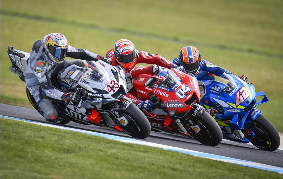 MotoGP: Grelha de pilotos 2020 divulgada