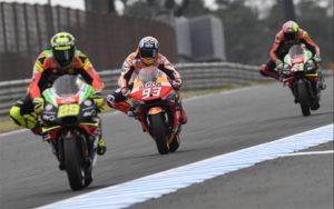 MotoGP, Motegi: Márquez mais rápido no Warm Up thumbnail