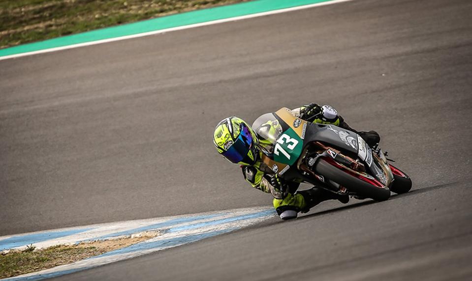 CNV: Nuno Ribeiro é Campeão nas pequenas e vice na pré-Moto3