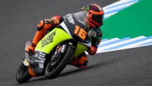 Moto3, Valencia: Primeira pole para Migno thumbnail