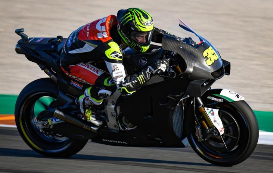 MotoGP. 2019: Crutchlow quer Honda mais consistente