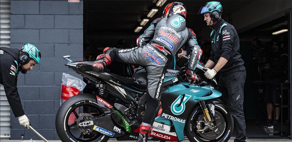 MotoGP 2020: Teste de Valencia a seguir no programa