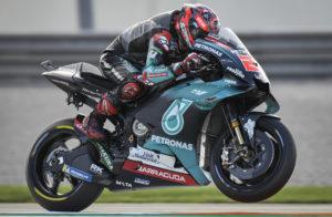MotoGP, Valencia: Pole confirma Quartararo mais rápido thumbnail