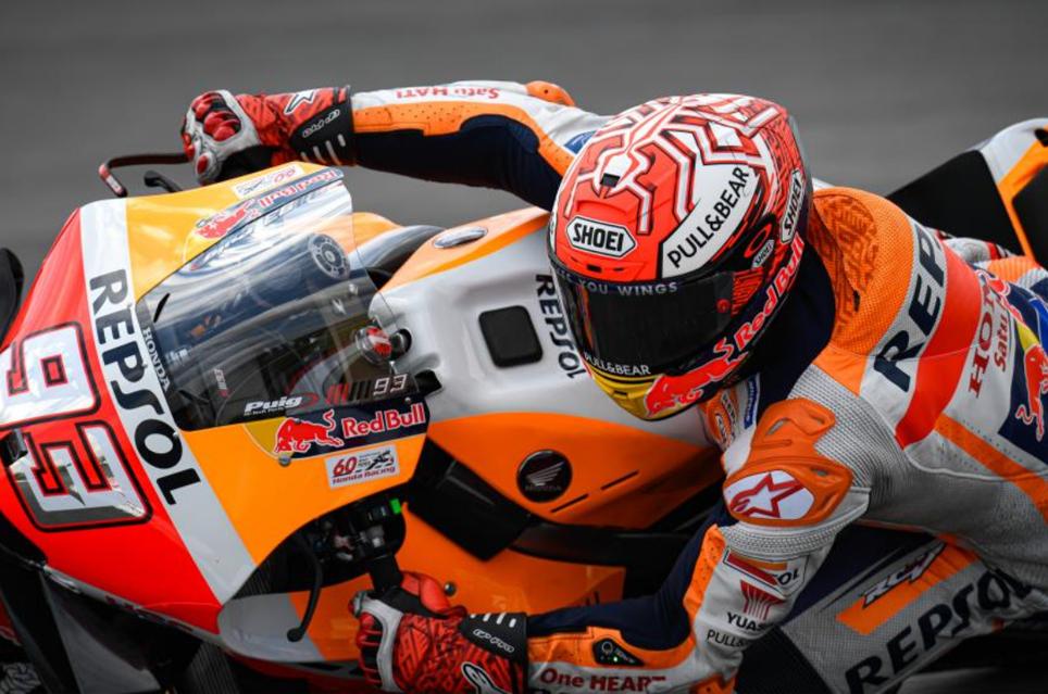 MotoGP, Valencia: Márquez acaba em alta