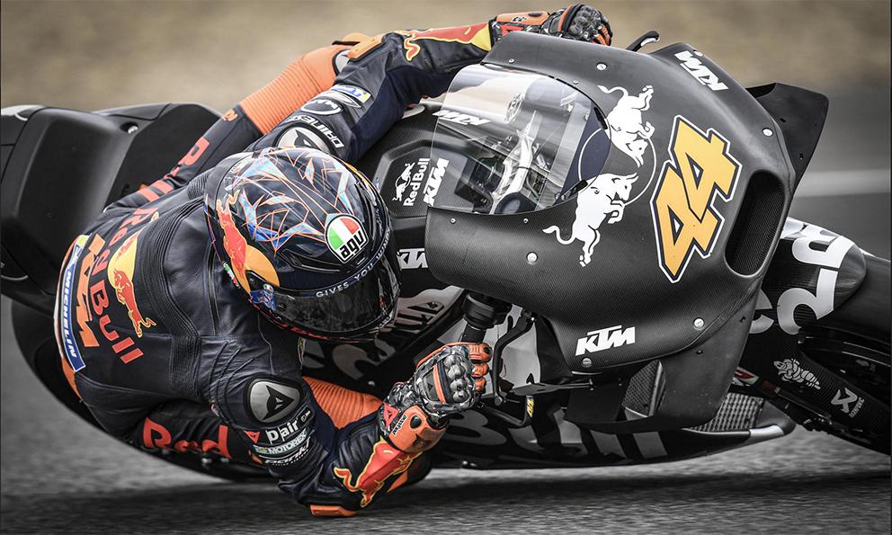 MotoGP 2020: KTM já lidera treinos!