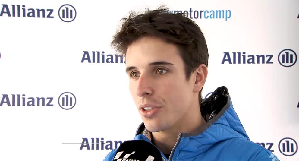MotoGP, 2020: Alex Márquez reflete
