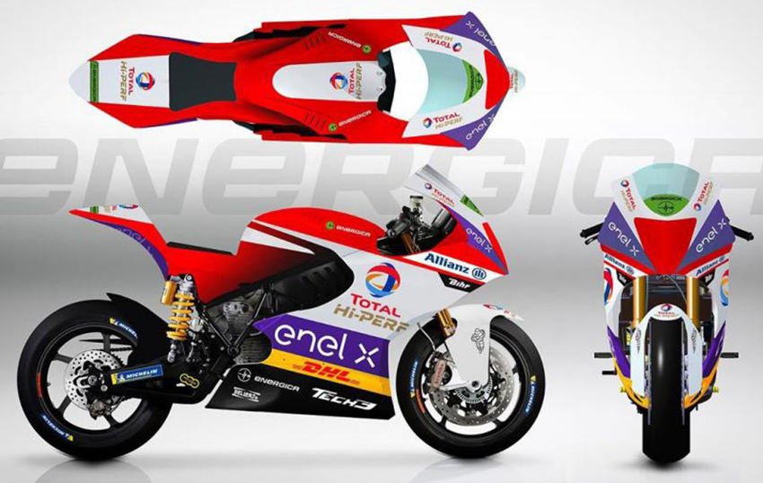 MotoGP: Tech 3 apresenta alinhamento na MotoE