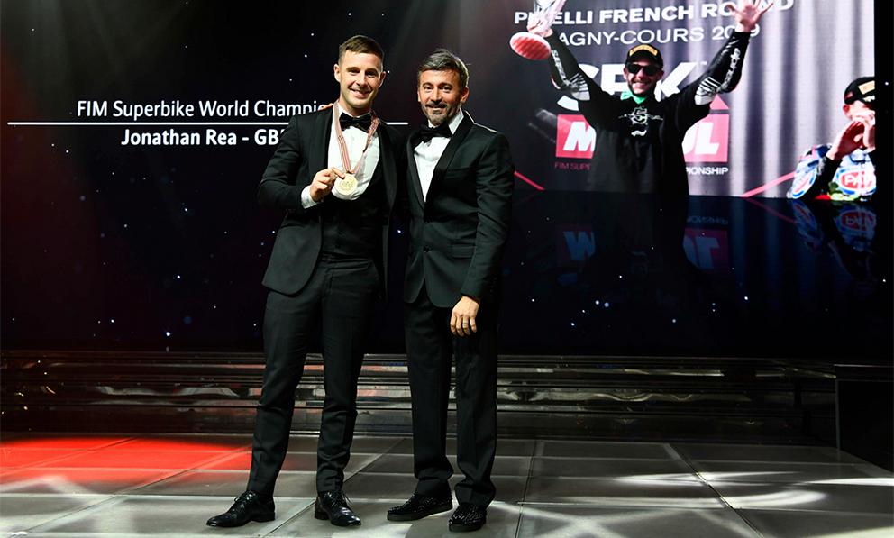 SBK: Campeões também na Gala FIM