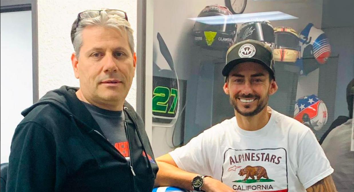 Moto2, 2020: John Hopkins regressa como treinador da American Racing