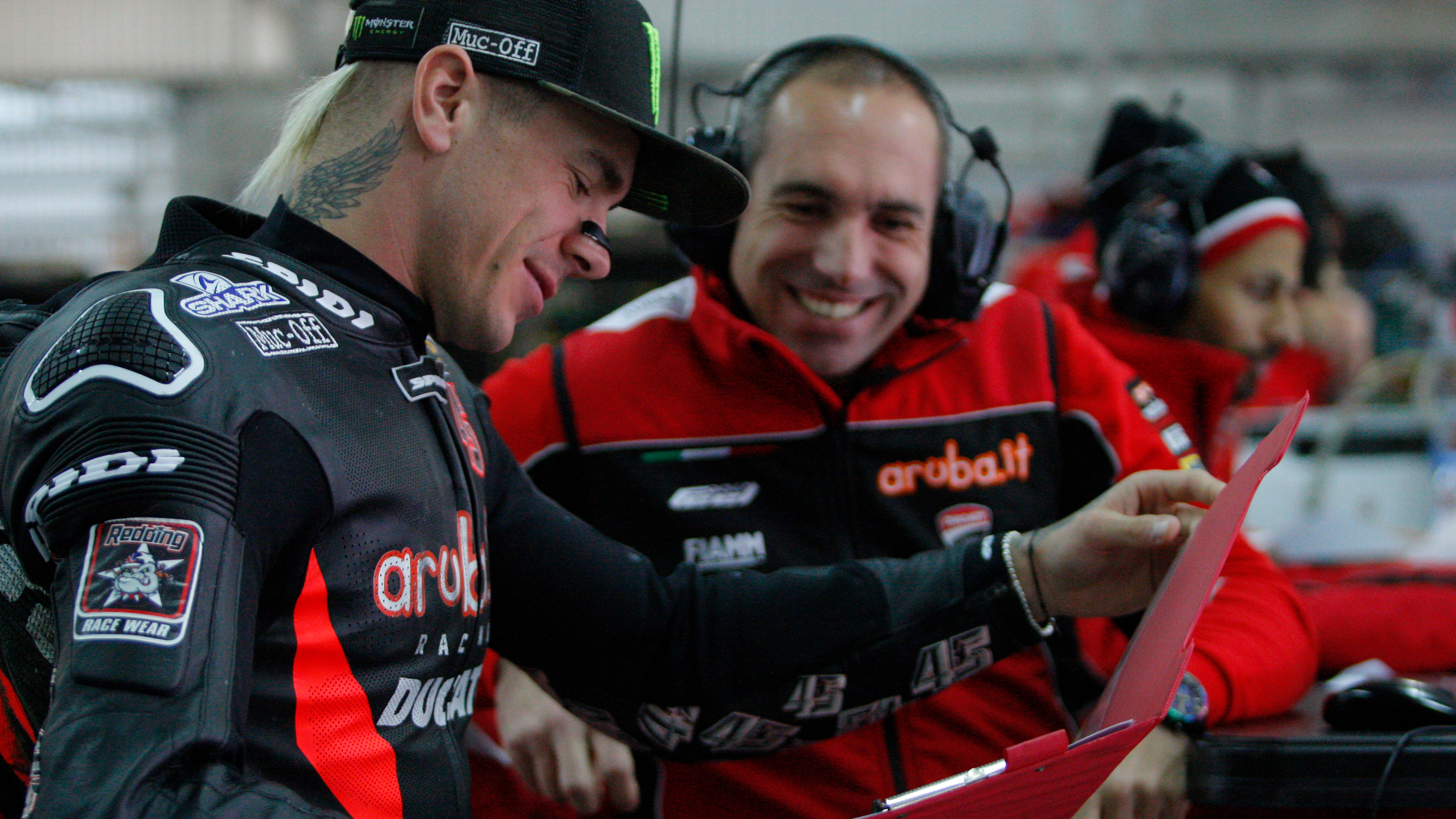 SBK, 2020: Redding traz o seu técnico chefe para a Ducati