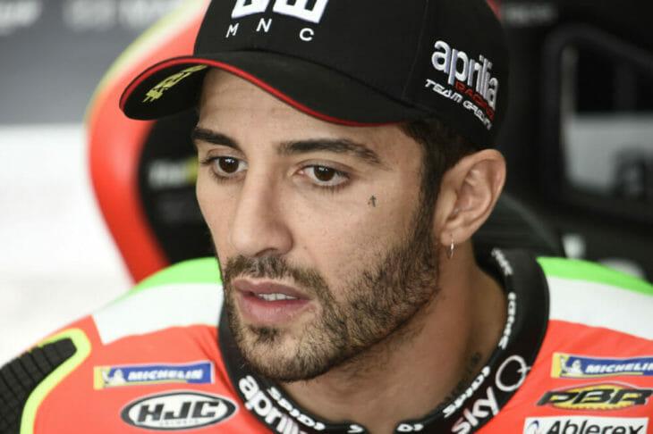 MotoGP, 2020: Iannone reage à sentença