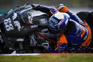 MotoGP, Teste Qatar: Oliveira em 16º admitiu dia problemático thumbnail