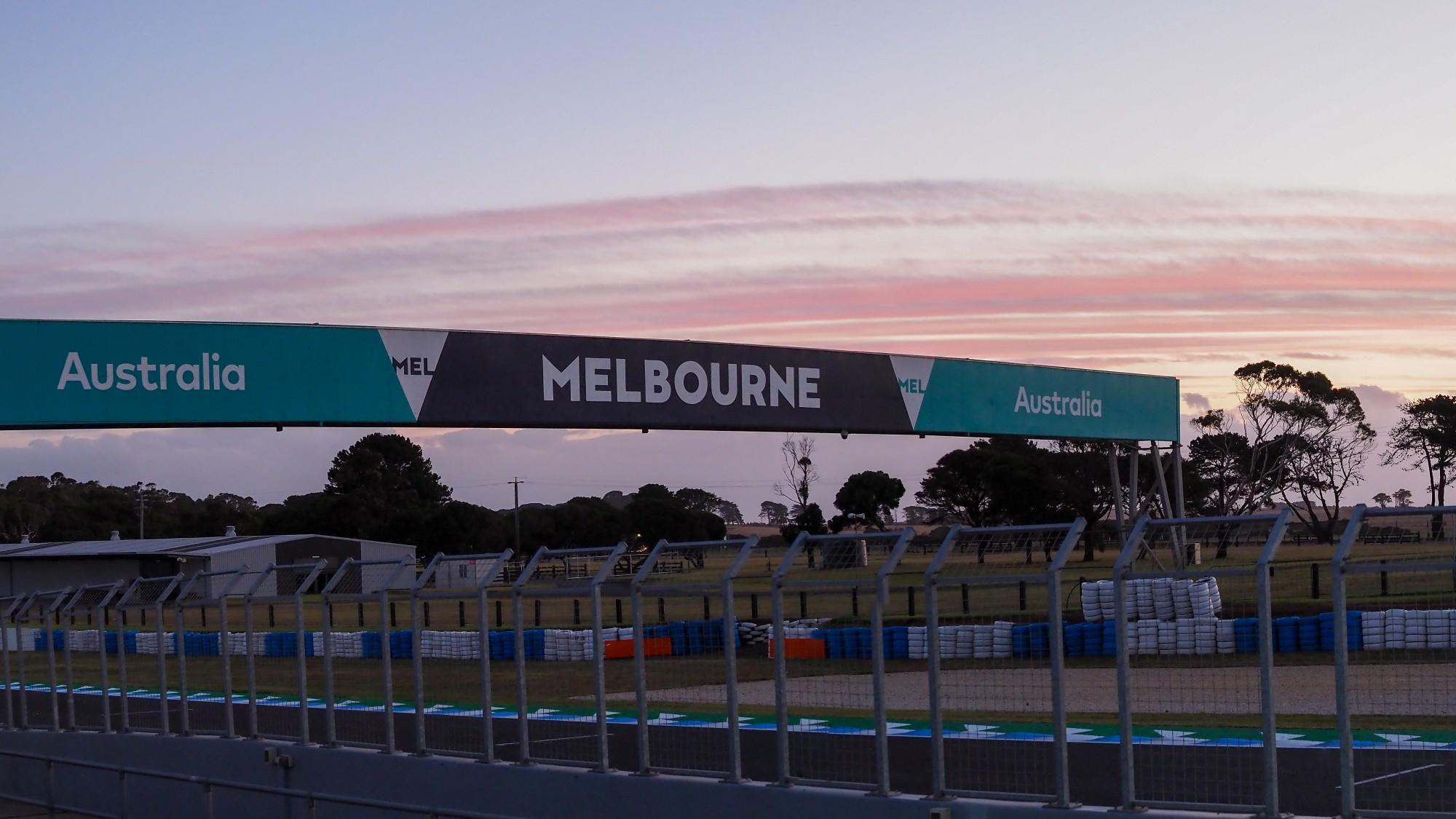 SBK 2020: Treinos finais na Austrália