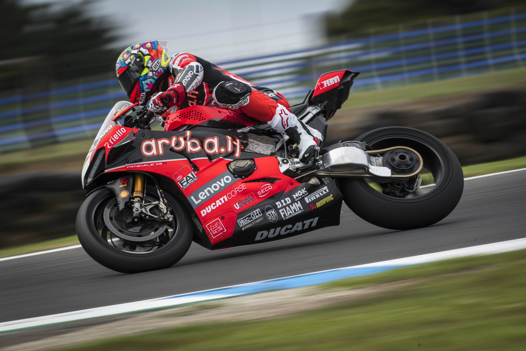 SBK 2020: As Ducati prontas