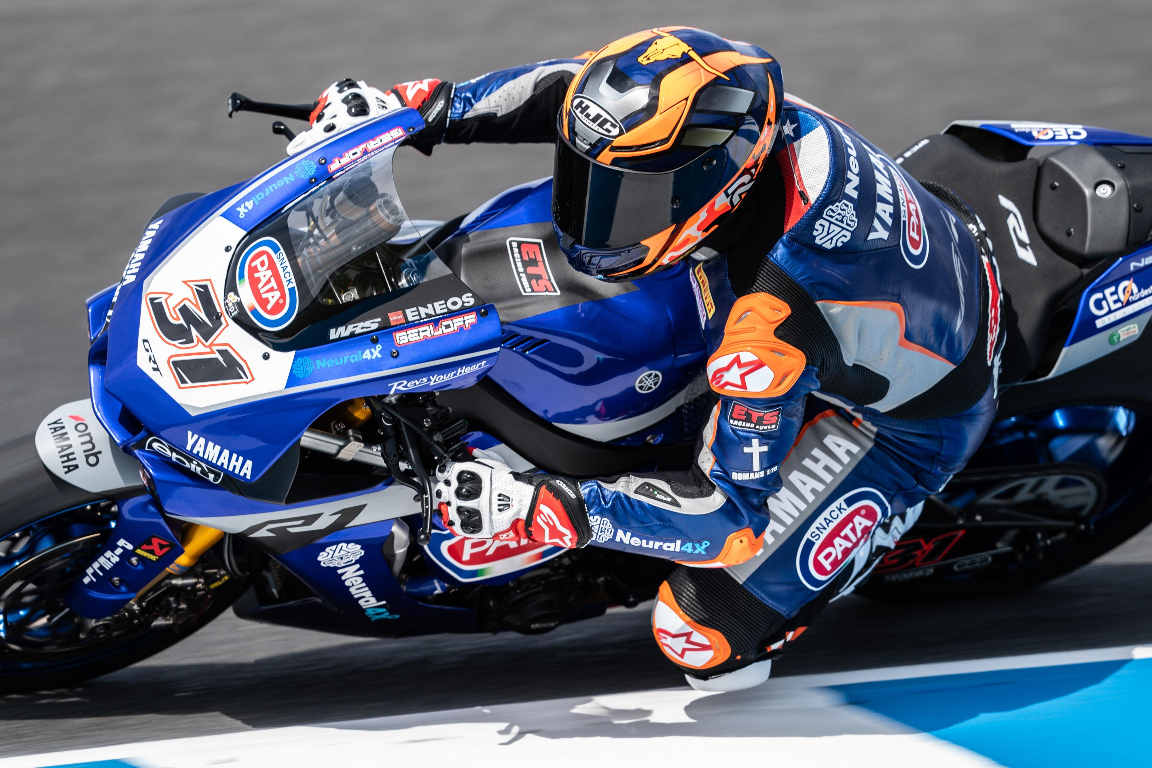 SBK, 2020: Yamaha GRT satisfeita com teste