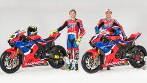 SBK, 2020: Honda revela equipa thumbnail