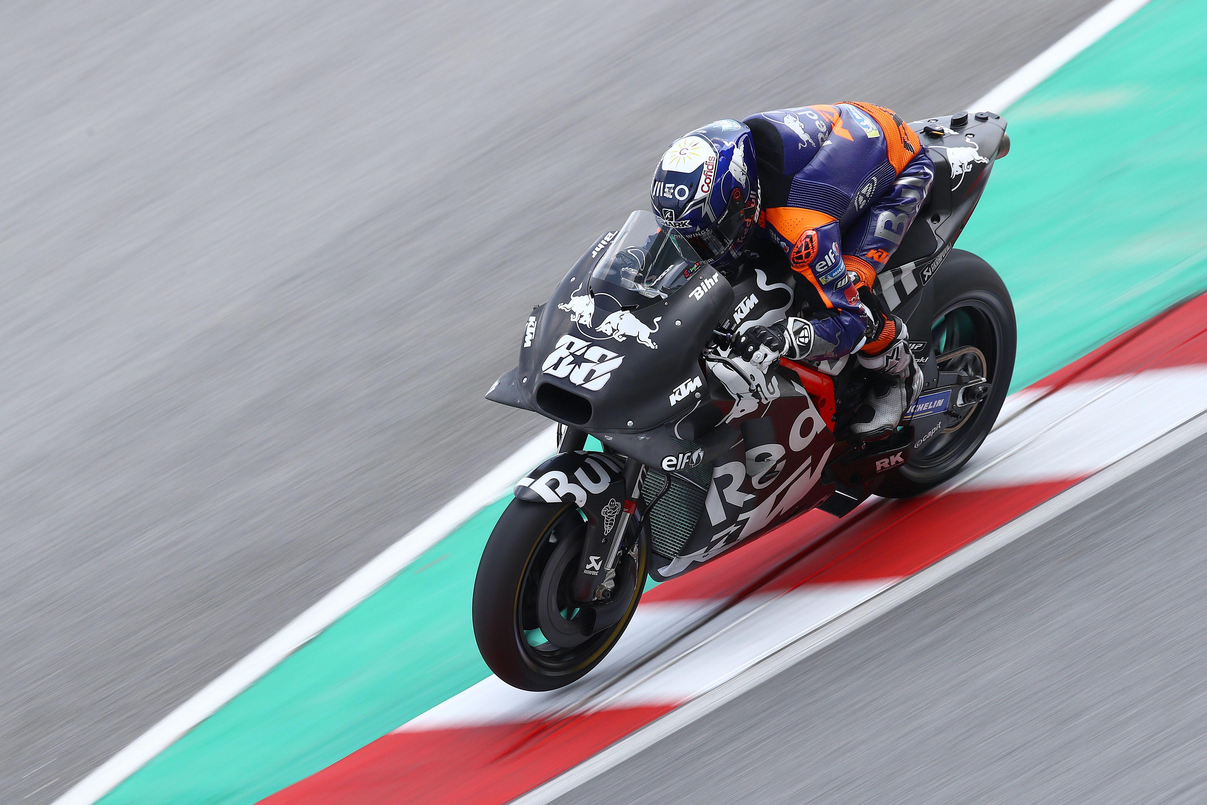 MotoGP,2020:Poncharal animado