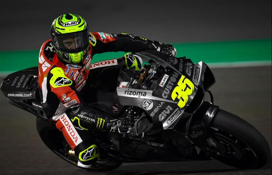 "MotoGP 2020: Cal Crutchlow ""à espera dum milagre"""