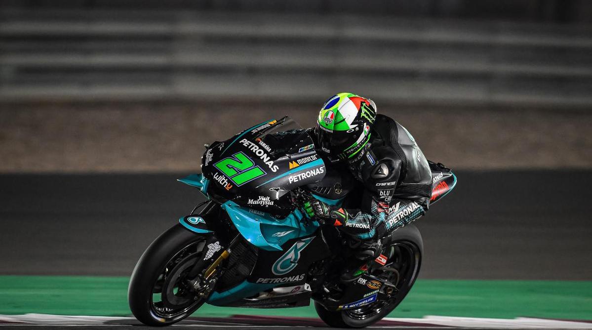 MotoGP 2020: Franco Morbidelli queria mais