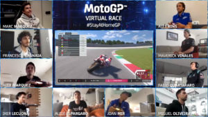MotoGP virtual: Alex Márquez estreia-se com vitória thumbnail