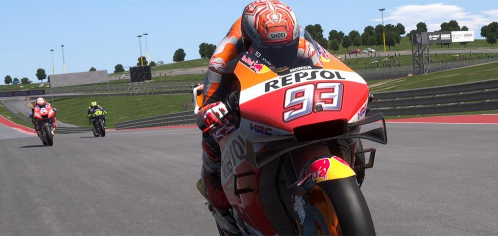 MotoGP 2020: Desafio eSport começou