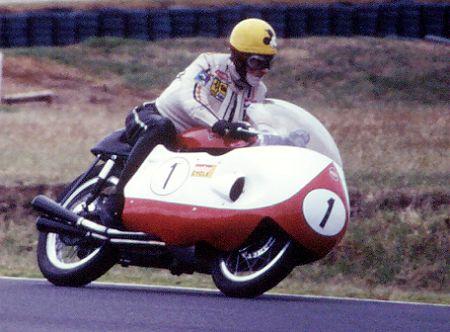 MotoGP, história: Os anos de Umberto Masetti