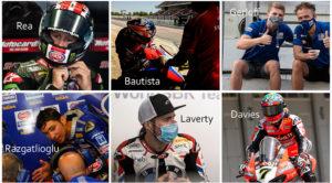 SBK, 2020: 5 fabricantes contentes com teste em Barcelona thumbnail