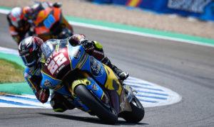 Moto2,2020,Brno: Sam Lowes lidera TL1 thumbnail
