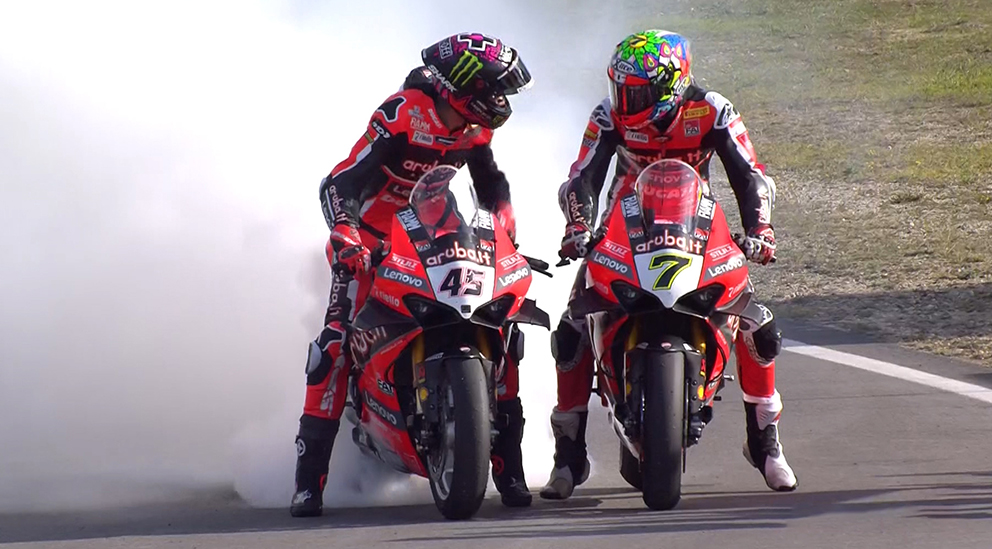 SBK, 2021: Que reserva o futuro a Davies? - MotoSport ...