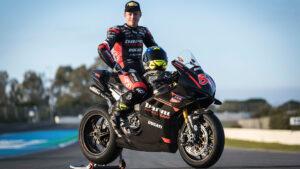 SBK, 2021: Rabat já testou a Ducati da Barni thumbnail